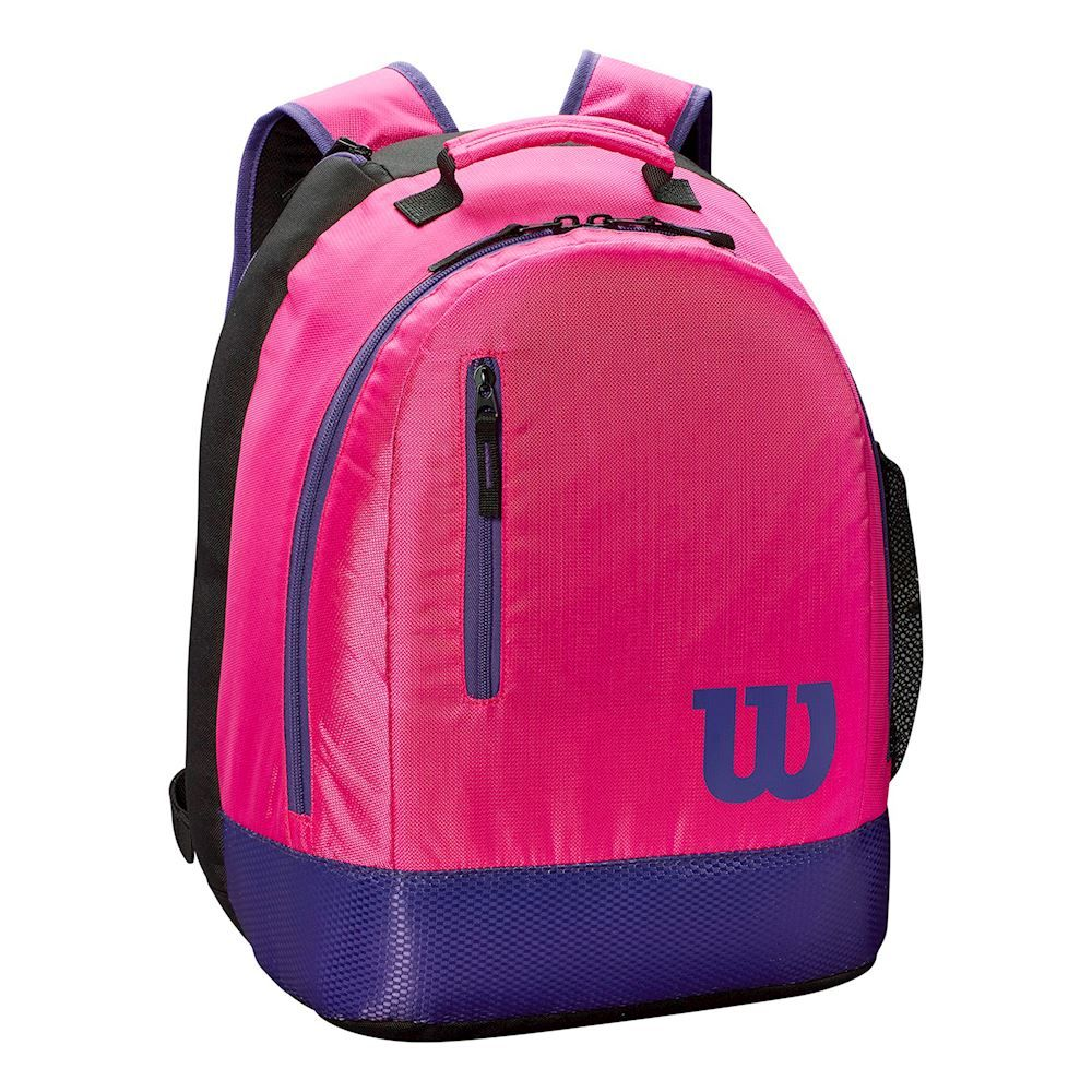 Wilson Youth Backpack Pink