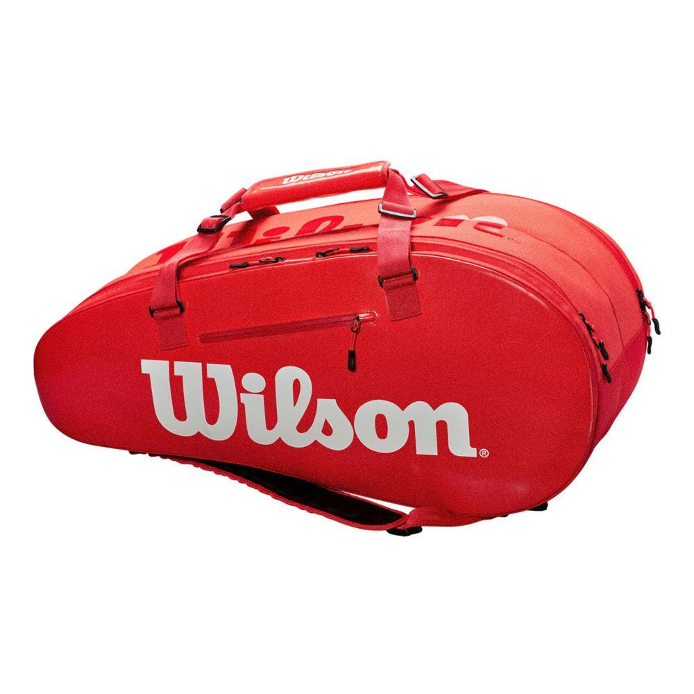 Wilson Super Tour 2 Large Red